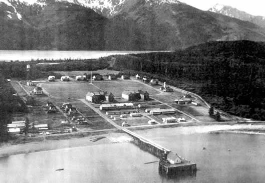 Fort William H Seward Haines Sheldon Museum